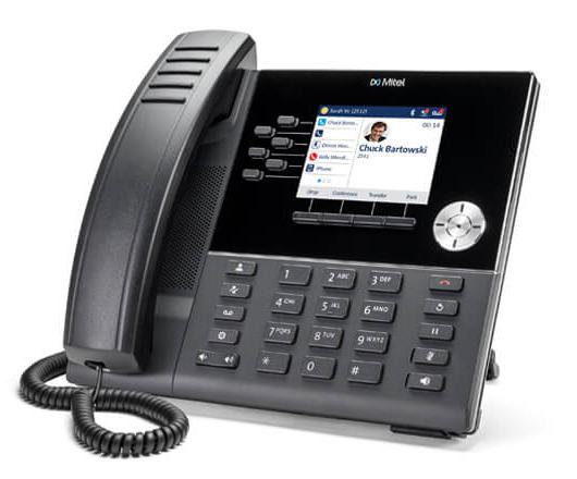 Mitel-6920-SIP-Phone